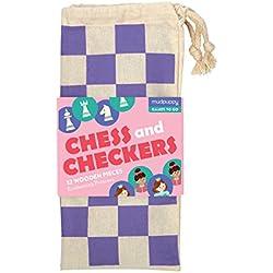 Enchanting Princess Chess & Checkers