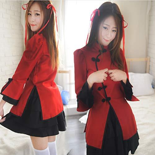Tanz Kostüm Stewardess - Butterfly BB Cosplay chinesischen Stil Tanz