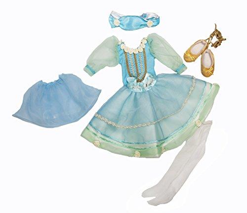 EIN Mädchen für alle Time ame302Amelia 's Ballett - Ballett Kostüm Sammlung