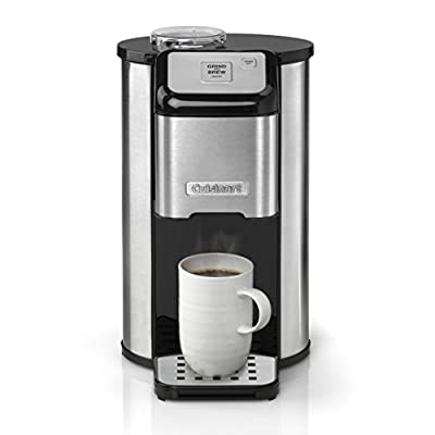 Cuisinart DGB1U One Cup Grind and Brew Coffee Maker