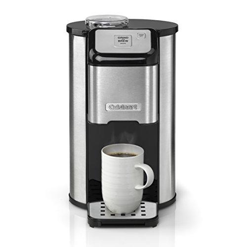 41tV%2BzWWJ0L. SS500  - Cuisinart DGB1U One Cup Grind and Brew Coffee Maker