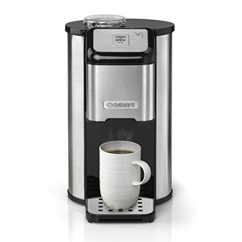 Cuisinart DGB1U One Cup Grind and Brew Coffee Maker 41tV 2BzWWJ0L