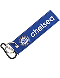 Techpro Premium Quality Cloth Locking Keychain With Doublesided Chelsea Design