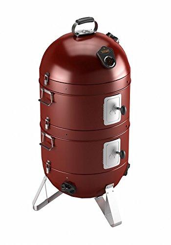 'Miniofen, Rakete Smoker 18Durchm.46cm rot