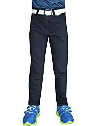 9ec38a69d Tara Lifestyle Denim Jeans Pant for Kids, Boys Jeans Pant - MOD-BLK-