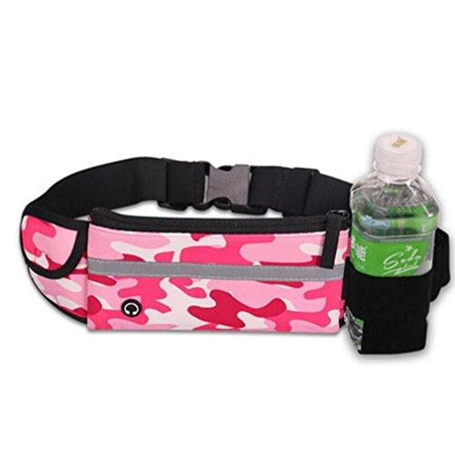 OOFWY Sport Wasserkocher Geldbörsen Jogging Männer und Frauen Mini Stealth Wasserdichte Fitness Outdoor Taschen J