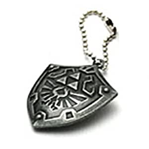 Zelda Link Between Worlds Metal Item Collection Figure Key Chain - Hylian Shield by Kyodo