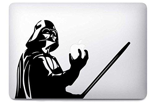 Dark Vador Sabre par i-Sticker : Stickers autocollant MacBook Pro Air décoration...