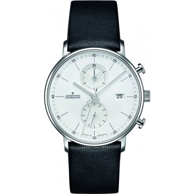 Junghans Herrenuhr Chronoscope Form C 041/4770.00