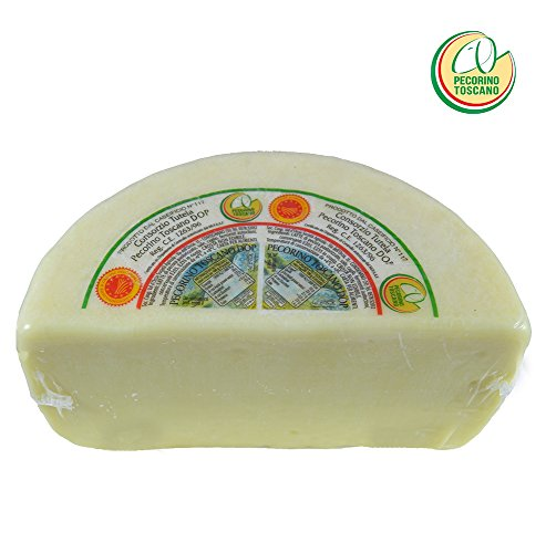 Pecorino Toscano DOP - Mezza forma 1,1 kg