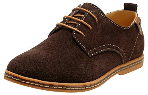 Scarpe da Uomo Moda Oxford , classiche basse Scarpe casual in pelle scarpe con i lacci