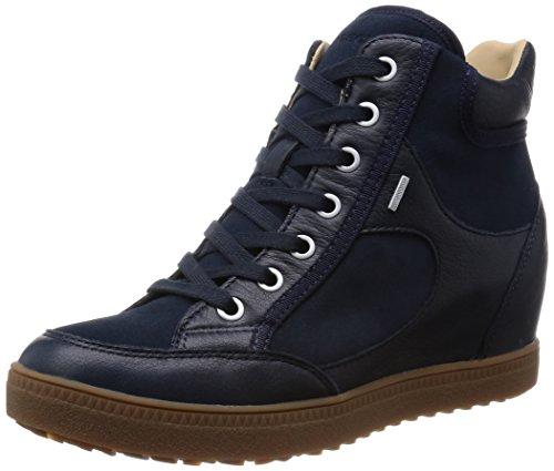 Sport scarpe per le donne, color Blu , marca GEOX, modelo Sport Scarpe Per Le Donne GEOX D AMARAN.H Blu