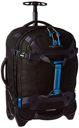 Eagle Creek Erweiterbarer, leichter Rollkoffer Load Warrior™ International Carry-On Reisetasche mit hochbelastbaren Rollen, 3...