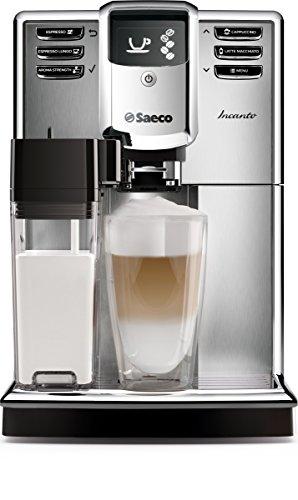 Saeco HD8917/01  Macchina Espresso automatica Incanto Carafe