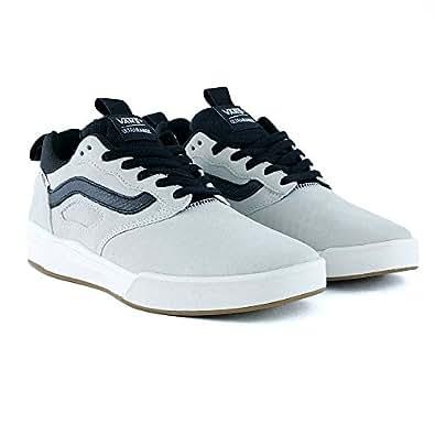 Vans UltraRange Pro Blanc White Black Skate Shoes: Amazon ...