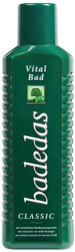Badedas Vital Bad Bottiglie Di Bagnoschiuma, 3 x 750 g