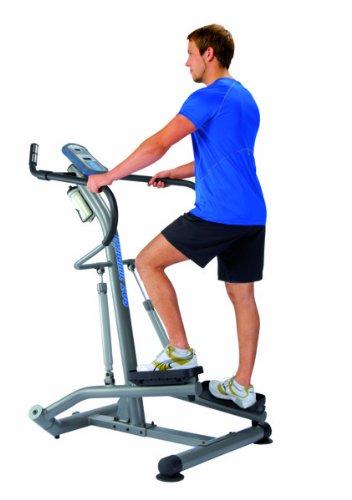 Horizon Fitness Side Stepper Dynamic 2, silber / grau, 100533 - 4