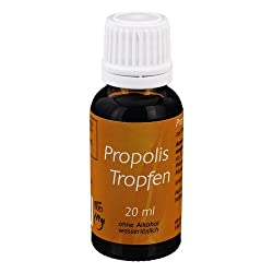 allcura propolis tropfen o alkohol 20 ml. Black Bedroom Furniture Sets. Home Design Ideas