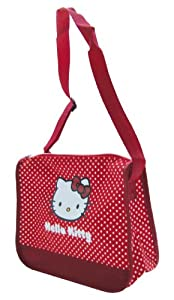 Hello Kitty Socio de Juguete - A1000915 - Juegos al Aire Libre - Puerta Bolsa de Travers Importado de Francia