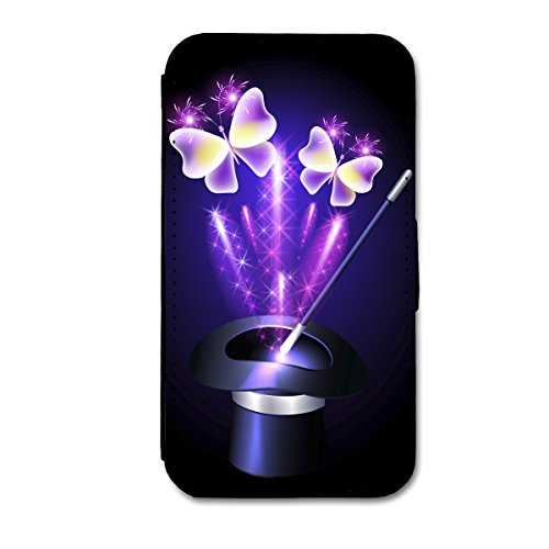 Book Style Flip Handy Tasche Case Schutz Hülle Schale Motiv Etui für Apple iPhone 5 / 5S - A40 Design9 Design 7