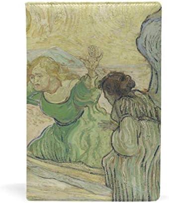 couvertures de livres van Gogh Lazare personnalisée de couverture de livre extensible jusqu'à 8,7 x 5.8in B07J1NB7XQ   De Haute Qualité Et De Bas Frais Généraux