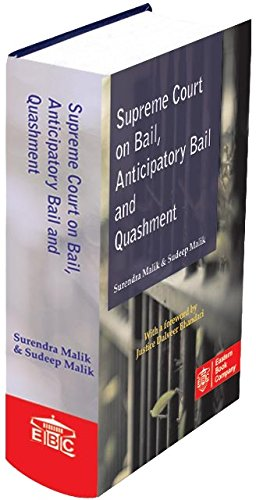Supreme Court on Bail Anticipatory Bail and Quashment