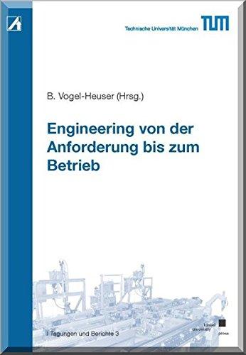 Engineering von der Anforderung bis zum Betrieb (Embedded Systems / I Tagungen und Berichte)