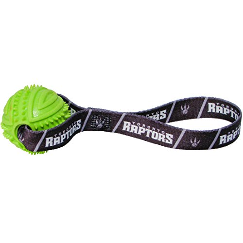 hunter-nba-toronto-raptors-rubber-ball-toss-toy-for-pets
