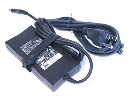 Bundle:3 items - Adapter/Power Cord/Free Carry Bag:Dell PA-15 Family Slim...