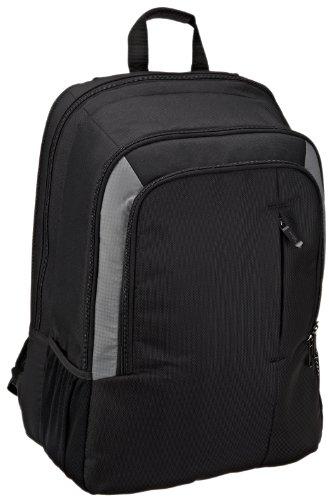 AmazonBasics – Mochila para portátil de 15 pulgadas – Color Negro