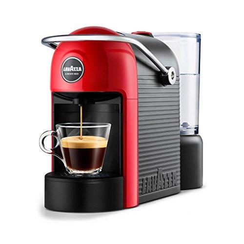 LAVAZZA-A-MODO-MIO-JOLIE-64-CAPSULE-CAFFE-OMAGGIO-MACCHINA-CAFFE-ESPRESSO-COLORE-ROSSO-SERBATOIO-06lt--PRESSIONE-POMPA-10BAR
