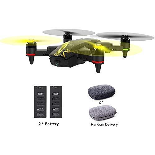 Xiro Xplorer Mini Discovery Drone, Nero/Giallo