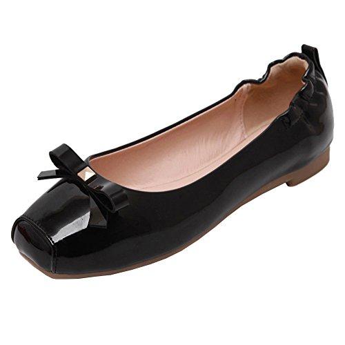 Classic Boat Shoe Damen Bootsschuhe Atmungsaktiv Schuhe Bogen Knoten Mädchen Violett 40 D5ixyj