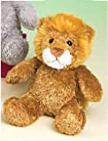 "Soft Crew Lion 6"" By Princess Soft Toys"