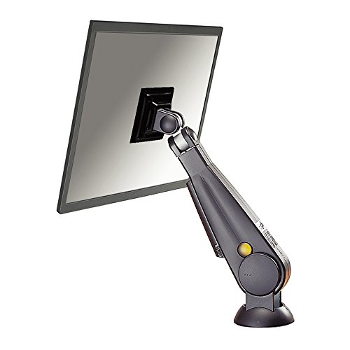 Mount Tft-lcd (NewStar FPMA-D200BLACK Flatscreen Desk Mount für LCD/TFT (60 cm (24 Zoll), Belastbarkeit: 10Kg))