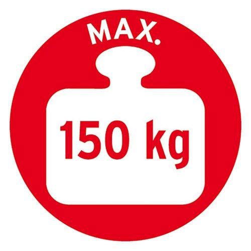 Tapezierbock : Brennenstuhl Holz-Arbeitsbock oder Tapezierbock HAB 150