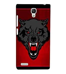 Fuson Designer Back Case Cover for Xiaomi Redmi Note :: Xiaomi Redmi Note 4G :: Xiaomi Redmi Note Prime ( Abstact Art Paint Painting Illustrations )