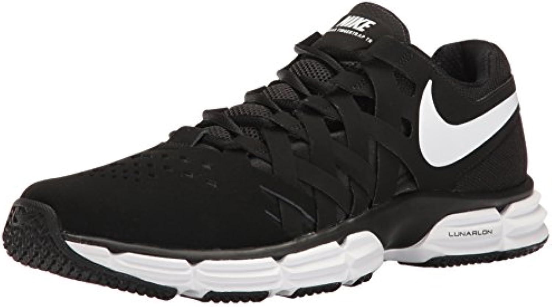 Scarpa da training Nike Lunar Fingertrap Tr nera   bianca   nera da uomo 9.5 Uomo US | Attraente e durevole  | Sig/Sig Ra Scarpa