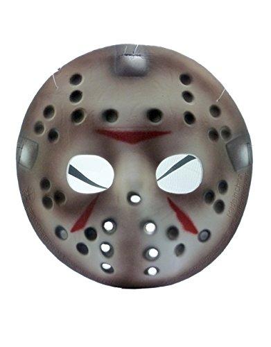 ey Maske Jason Vorhees - aus PVC (Jason Vorhees-masken)