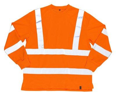 "Preisvergleich Produktbild Mascot Sweatshirt""Melita"",  1 Stück,  L,  orange,  50106-854-14-L"