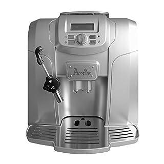 Acopino Ravenna Kaffeevollautomat und Espressomaschine, silber