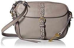 Fossil Kendall Womens Handbag (Gray)