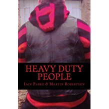 Heavy Duty People (The Brethren Outlaw Motorcycle Club Crime Thriller Book 1) (English Edition)