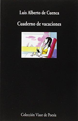 Cuaderno de vacaciones (visor de Poesía)