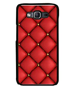 PrintVisa Designer Back Case Cover for Samsung Galaxy On7 G600Fy :: Samsung Galaxy Wide G600S :: Samsung Galaxy On 7 (2015) (Wow Design Of Cute Red Colour Diamonds)