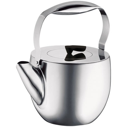 Bodum 11496-16 Columbia Bodum Columbia Tea Press, 1.5 L, 51 Oz, S/S – Chrome