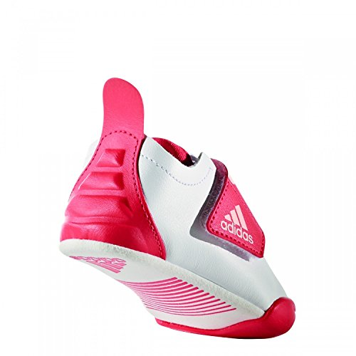 Chaussures adidass nourissons blanc/rose corail/rose saumon