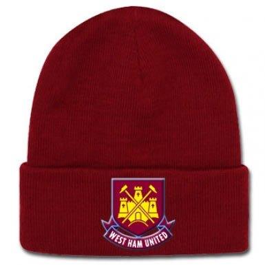 West Ham United Crest Bronx Hat