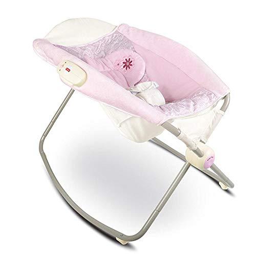 Tcaijing Babyschaukel multifunktionale schütteln Stuhl Schaukel Stuhl klappbar Baby Wiege Auto elektrische Komfort Shaker schütteln