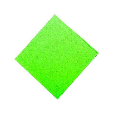 Sonnenscheinschuhe® Multifunktionstuch Neon Grün Schlauchtuch Outdoor Halstuch Tuch Motorrad Fahrrad Schal